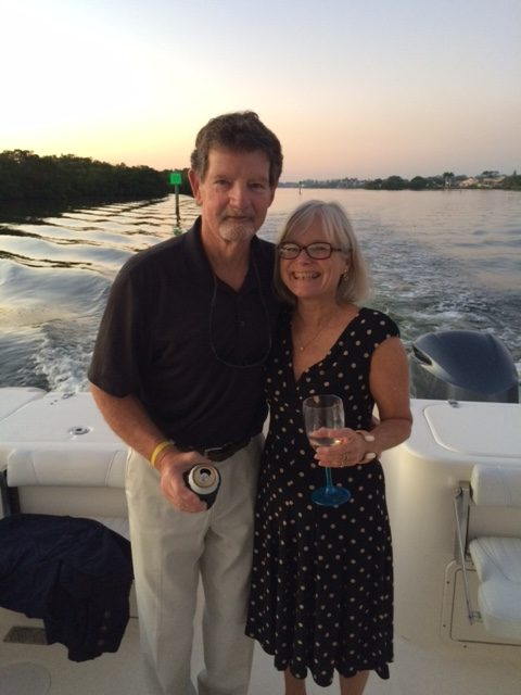 Boat to birthday 2015